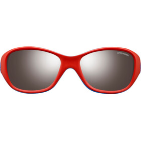 Julbo Solan Spectron 3+ Sunglasses 4-6Y Kinder red/blue-gray flash silver